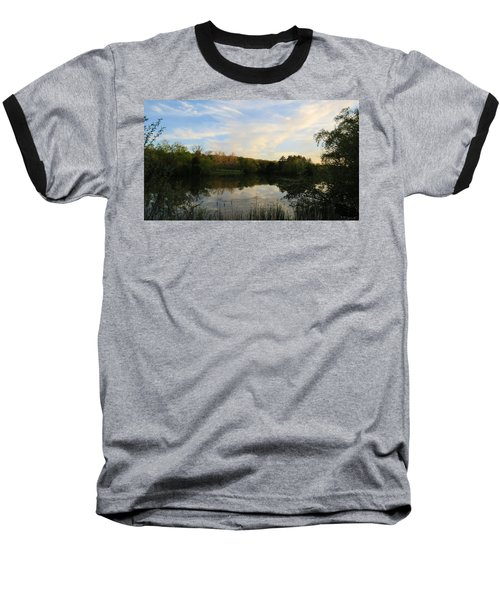 Greenfield Pond Baseball T-Shirt