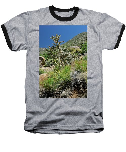 Greening Of The High Desert Baseball T-Shirt