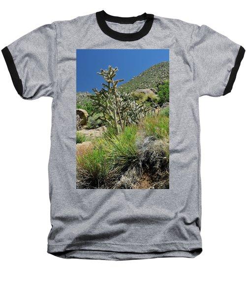 Greening Of The High Desert Baseball T-Shirt