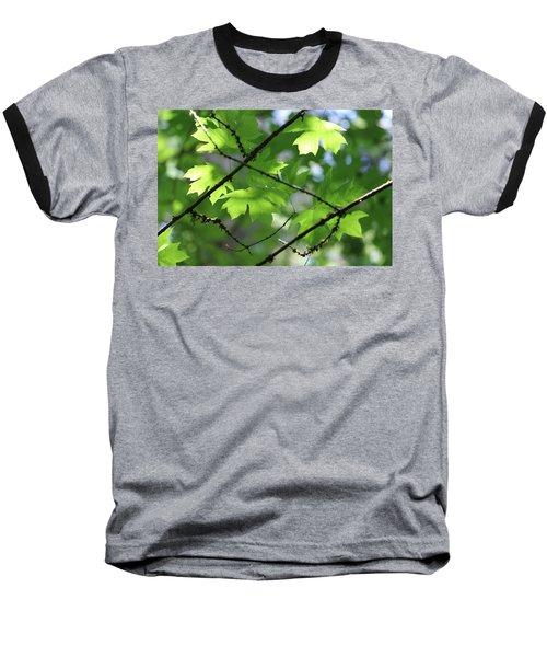 Greenleaves Baseball T-Shirt