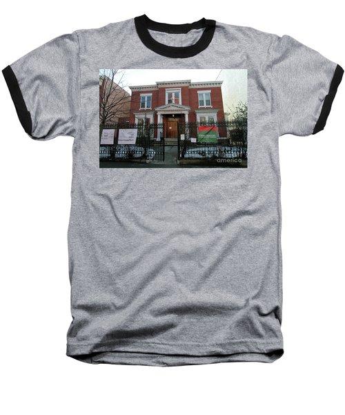 Greenpoint Reformed Church Baseball T-Shirt
