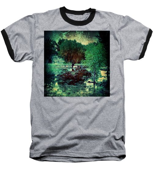 Greenscape Baseball T-Shirt