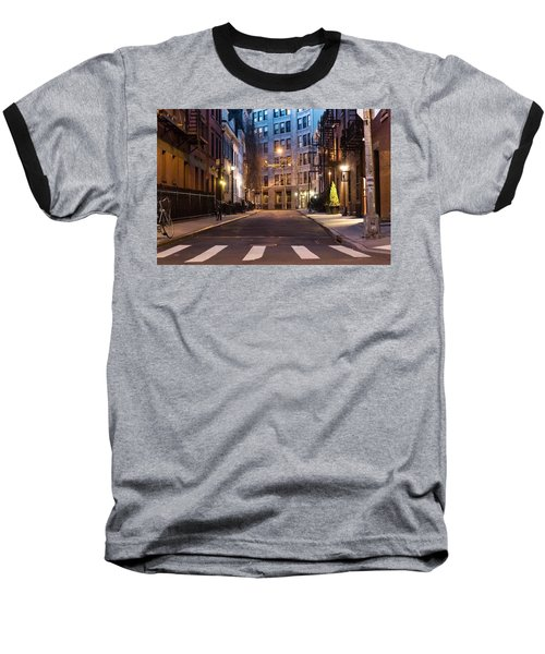 Greenwich Village Baseball T-Shirt