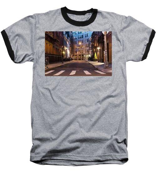 Greenwich Village Baseball T-Shirt