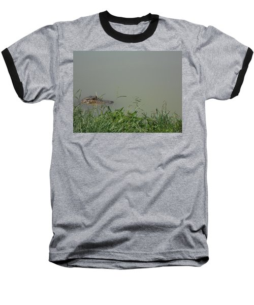 Greenwood Gator Farm Baseball T-Shirt