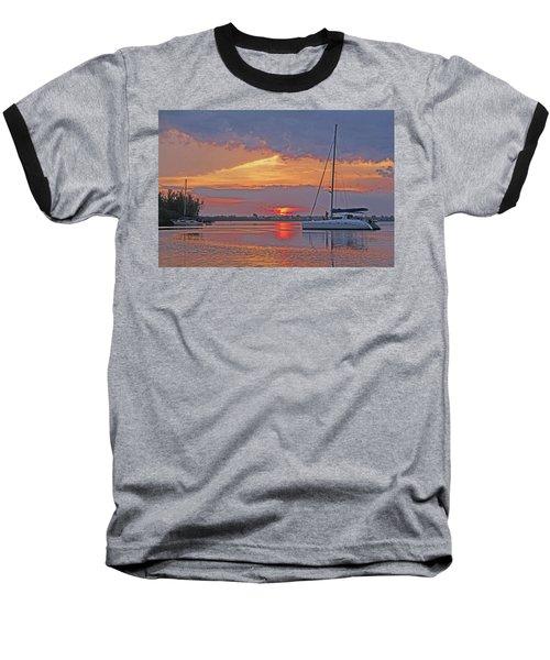 Greet The Day Baseball T-Shirt