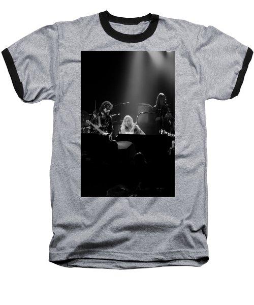 Greg Allman  Baseball T-Shirt by Kevin Cable