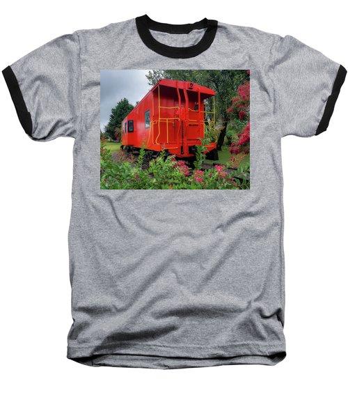 Gretna Railroad Park Baseball T-Shirt