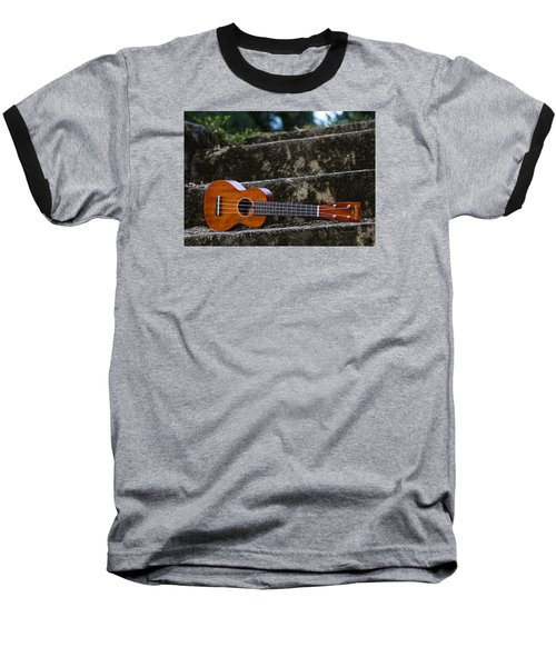 Gretsch Ukulele Baseball T-Shirt