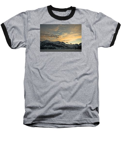 Grey Wolf Lake Baseball T-Shirt