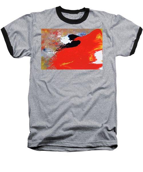 Grid Baseball T-Shirt