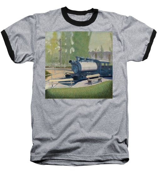 Travel Town Baseball T-Shirt