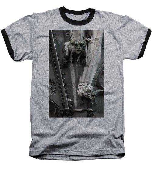 Griffons Baseball T-Shirt