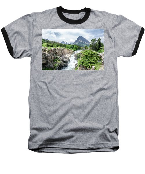 Baseball T-Shirt featuring the photograph Grinnell Point by Margaret Pitcher