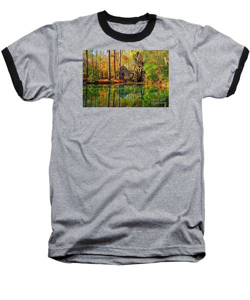 Grist Mill Baseball T-Shirt
