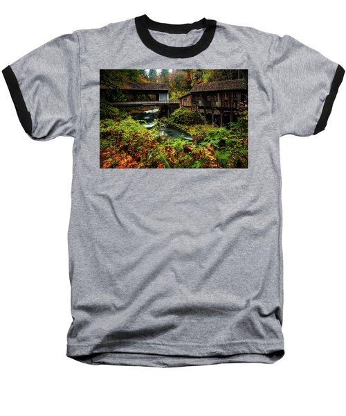 Grist Mill Baseball T-Shirt