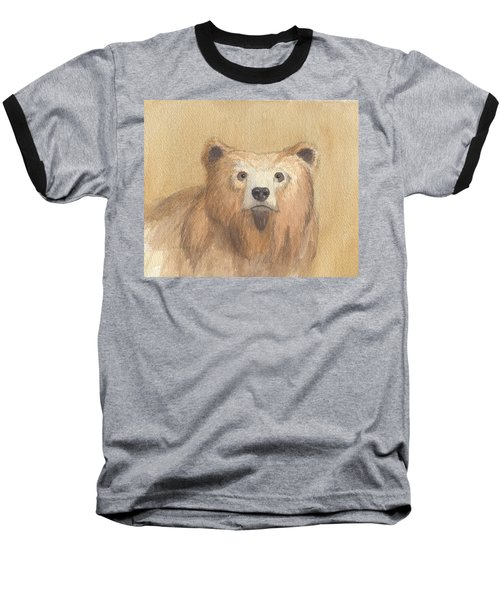 Grizzly Baseball T-Shirt