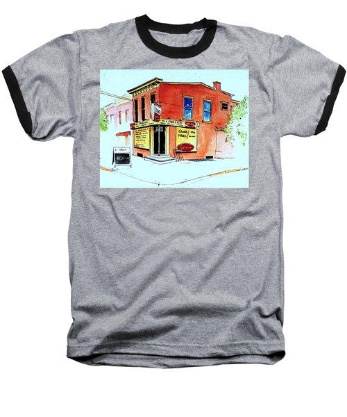 Grodzicki's Market Baseball T-Shirt