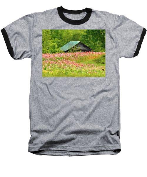 Ground Hog Daze Baseball T-Shirt
