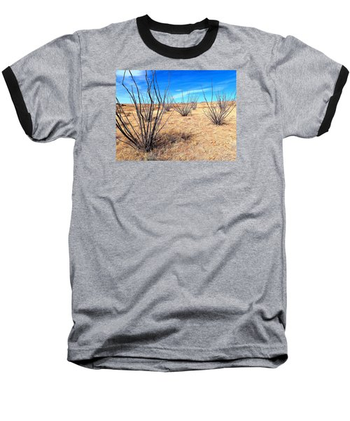 Ground Level - New Mexico Baseball T-Shirt