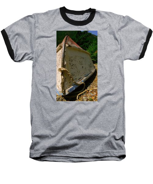 Grounded Baseball T-Shirt by KD Johnson