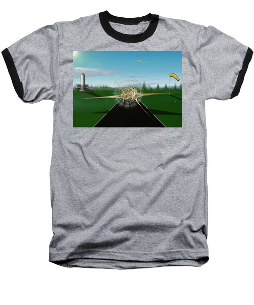 Grounded Baseball T-Shirt