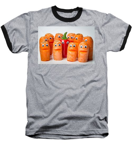Group Photo. Baseball T-Shirt