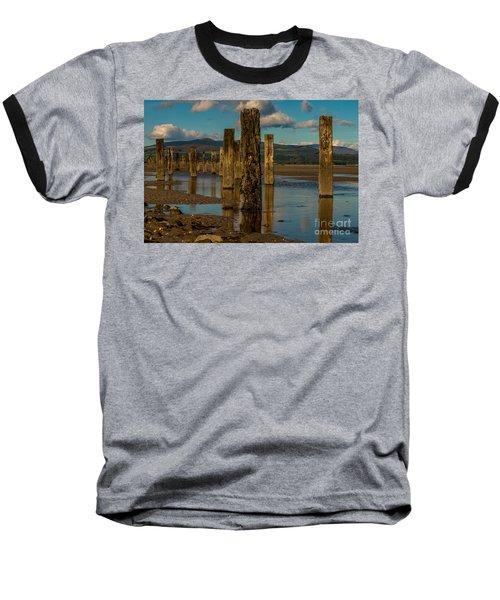Groynes In Colour 1 Baseball T-Shirt