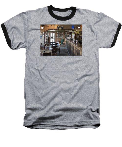 Gruene Hall Bar Baseball T-Shirt