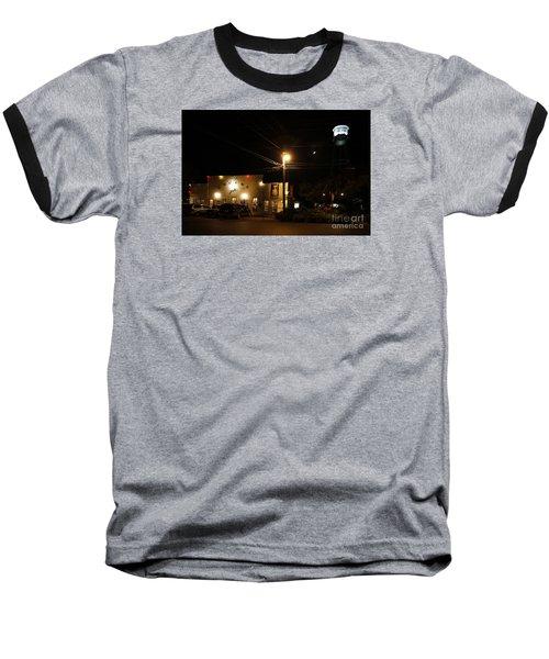 Baseball T-Shirt featuring the photograph Gruene Hall by Richard Lynch
