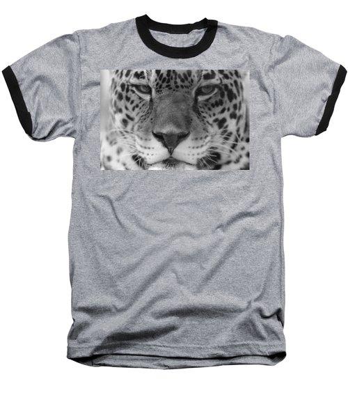 Grumpy Tiger  Baseball T-Shirt