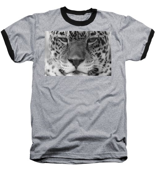 Grumpy Tiger  Baseball T-Shirt