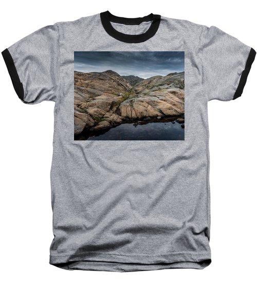 Grundsund, Sweden Baseball T-Shirt