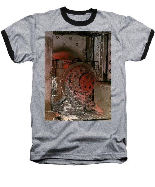 Grunge Gear Motor Baseball T-Shirt
