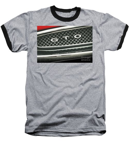 Gto Grill Baseball T-Shirt