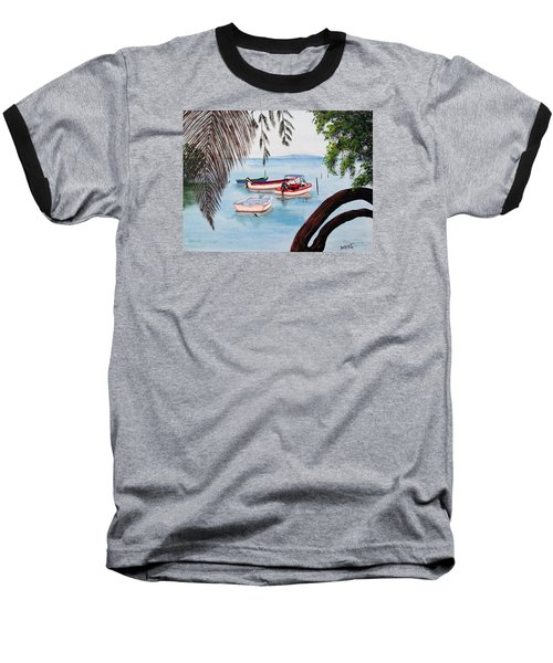Guanica Bay Baseball T-Shirt
