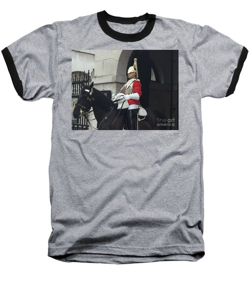 Guard London  Baseball T-Shirt