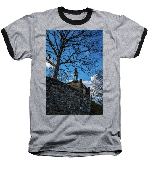 Guarded Summit Memorial Baseball T-Shirt