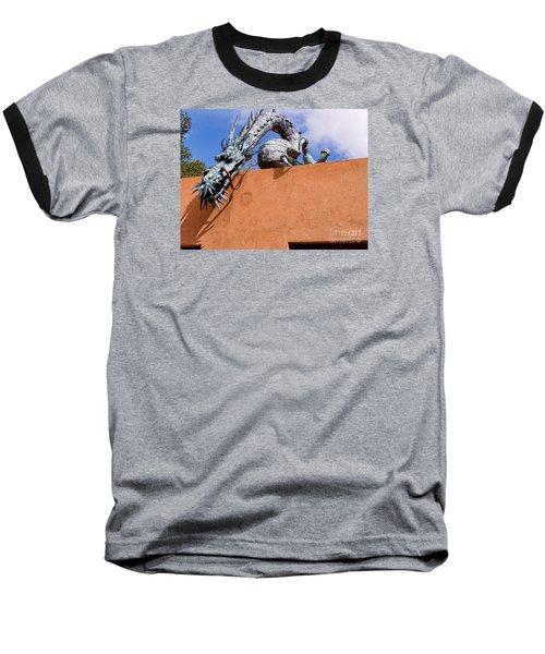 Santa Fe Guardian Dragon Baseball T-Shirt