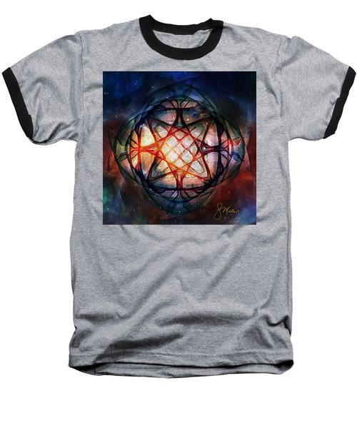 Guardian Of Light Baseball T-Shirt