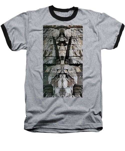 Baseball T-Shirt featuring the photograph Guardians Of The Lake by Cathie Douglas