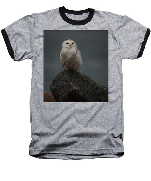 Guarding My Rock Baseball T-Shirt
