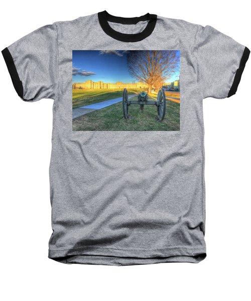 Guarding The Gate Baseball T-Shirt