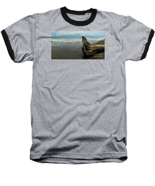 Baseball T-Shirt featuring the photograph Guarding The Shore by Pamela Blizzard