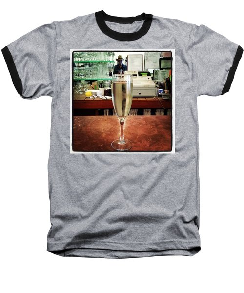 Baseball T-Shirt featuring the photograph Guess What Guess Where? by Mr Photojimsf