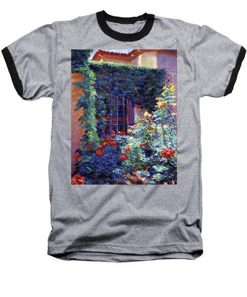 Guesthouse Rose Garden Baseball T-Shirt