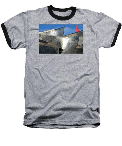 Guggenheim Museum Bilbao - 5 Baseball T-Shirt