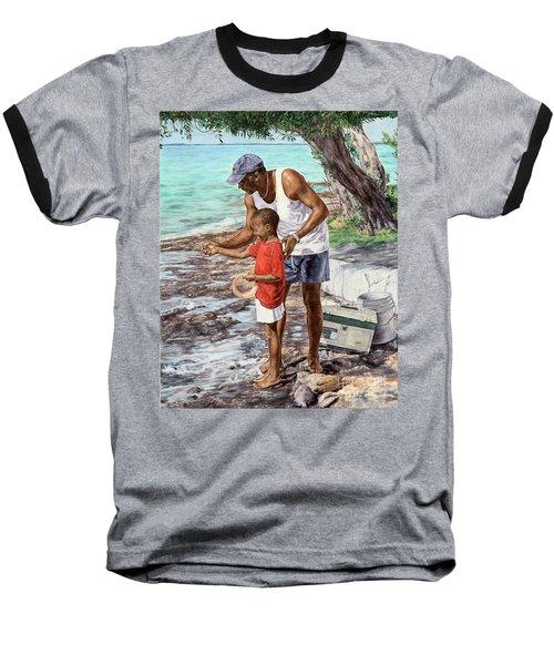 Guiding Hands Baseball T-Shirt
