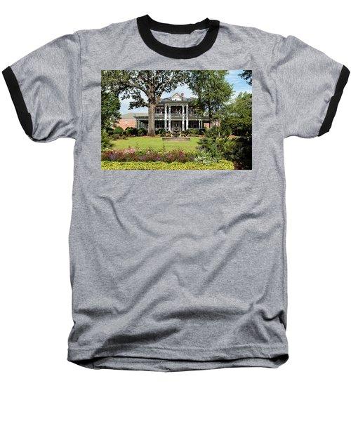 Guignard Mansion Baseball T-Shirt