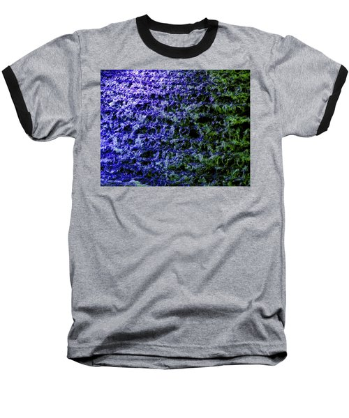 Baseball T-Shirt featuring the photograph Guildford Waterfall by Will Borden
